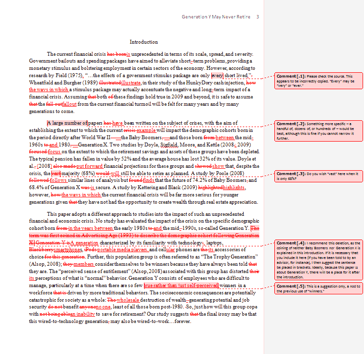 Dissertation proofreading and editing
